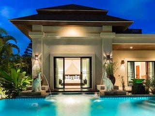 Luxury 3BR / Nai Harn Baan-Bua Villas