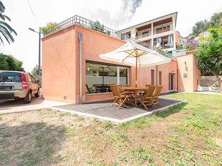 Villa Indipendente con giardino, Varigotti