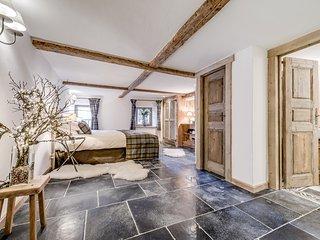 Large 1 bedroom duplex in Sainte Foy Station