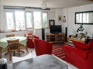 Appartement 4 personnes, confortable et lumineux, Saint-Malo
