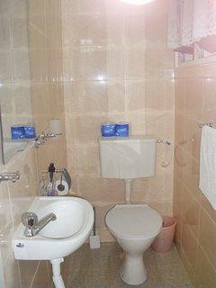 Apartment Rose / WC