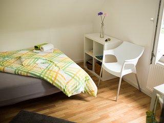 Zimmer 10: 1-2 Personen-Zimmer in Degerloch
