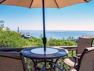 Spectacular Oceanfront on Cahoon Hollow Beach w AC