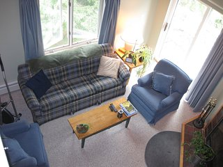 Killington Woods Upstairs 2 bedroom, 2 bath condo