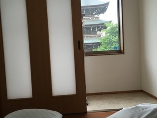 Family Apartment for 10ps, near takayama station, Takayama