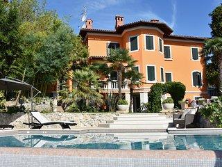 Villa Contessa, Lovran