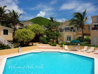 Beautiful St.Maarten Villa by the Beach, Philipsburg