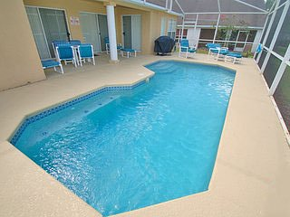 3 Bedroom Disney Pool Home(TO1019), Davenport