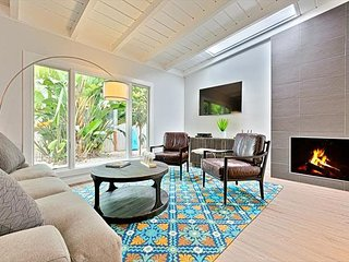 Walk to the beach - Newly remodeled 4 bedroom home, La Jolla