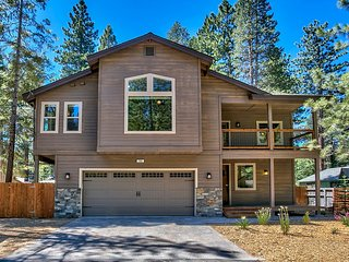 New 2016 Mountain Modern Professionally Furnished, South Lake Tahoe