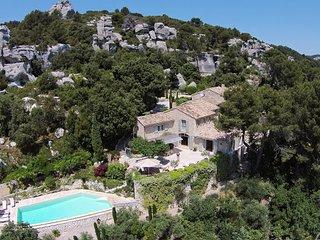 Mas de Belleroche, Saint-Remy-de-Provence