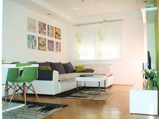 Brand new Apartman LUMA, near Arena Zagreb