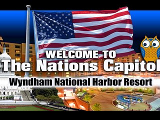 Wyndham National Harbor 3 Bedroom, Oxon Hill