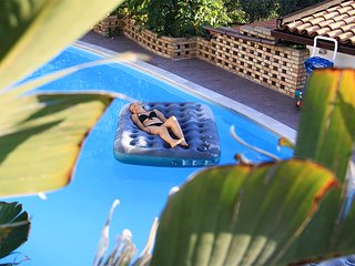 VILLA OASIS Amazing Private Pool TAORMINA, Taormina