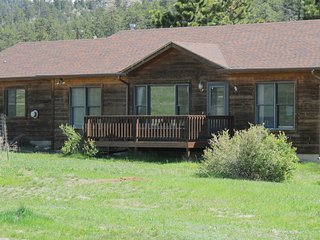 Longs Peak View Cottage, Estes Park