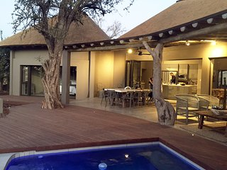 Seriti River Lodge- Mjejane, Kruger National Park, Hectorspruit
