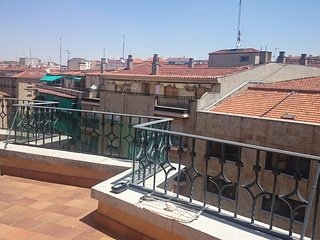 ATICO CON TERRAZA JUNTO A LA PLAZA MAYOR, PARKING, Salamanca
