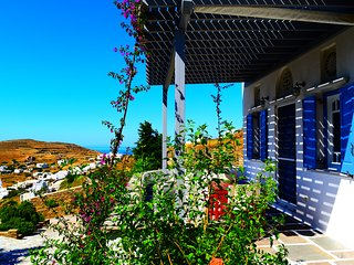 Villa Maria in Tinos - Eva House