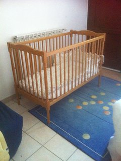 The cot