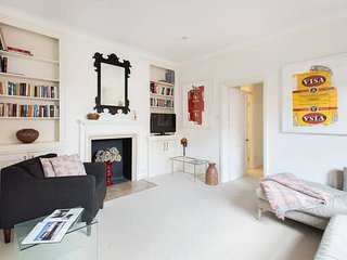 2-bed West London flat with garden