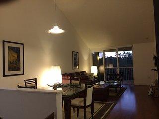 Doral, high ceiling apartment,1BD & Den