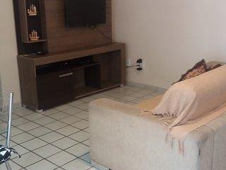 Apartamento Beira-Mar na orla da Pajuçara-Maceió, Maceio