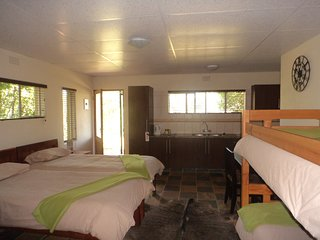 Waterbuck Self Catering Bungalow on Game Farm, Rustenburg