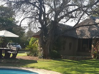 Buffalo Self Catering Chalet Sleeps 2 (Couple), Rustenburg