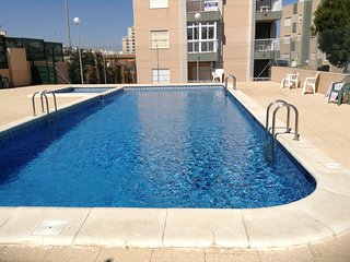Apartment near La Mata beach with pool