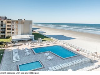 Beach Front Condo New Smyrna Beach Florida