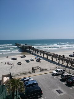 Wendy's Ocean View 1 Bedroom on the Beach!, Daytona Beach