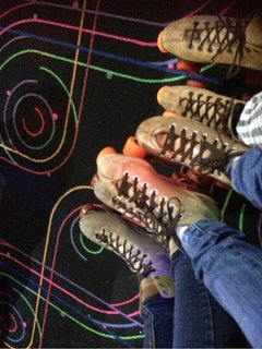 have fun at SpinNation skating center. 5 minutes drive from the house