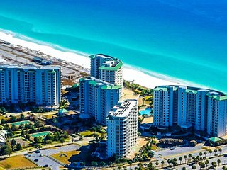 St Barth Penthouse 2: Monthly Rental, Beach Front, Destin