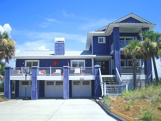 SUNsational-----Amazing Beach Home - 5 BR/ 4 Bath, Pensacola Beach