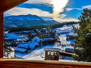 Premier Ski Watch Rental (Unit 422) Sleeps 12, Breckenridge