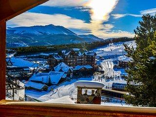 Premier Ski Watch Rental (Unit 422) Sleeps 12, Breckenridge