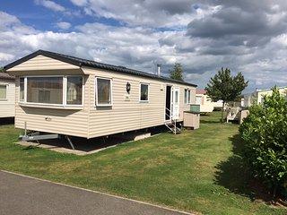 Sundowner caravan park, Hemsby