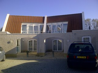 Modern Townhomes at the Citta Romana Resort near Europort Rotterdam