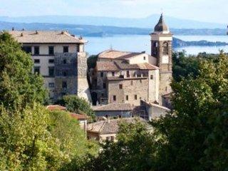 Casa Vasalone, con bella vista sul Lago di Bolsena