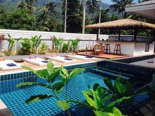 Villa la PANAMA, Lamai Beach