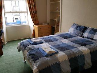 Old town apartment, Edimburgo