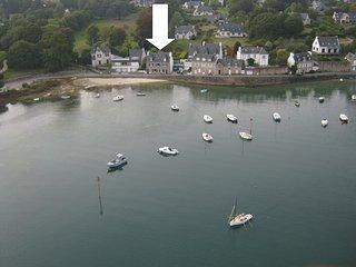 Maison face à la mer, La Foret-Fouesnant
