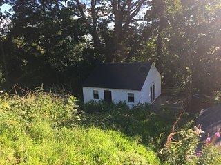 Beautiful rural cottage near Wooler Northumberland