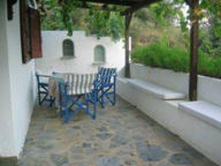 Villa on Beach Skiathos Island