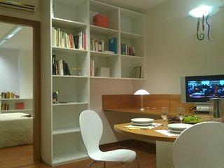 Allo studio dell'Architetto