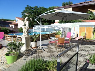 Chambres d'hôtes de charme proche de la mer, Sainte-Marie-la-Mer