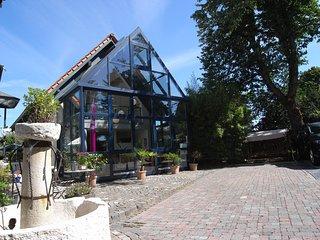 La Residenza,Bochum,Galeriehaus im grünen