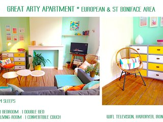 ARTIST APT./ 15 MIN FROM GRAND.PLACE, Bruselas