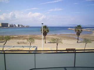 Lovely Sea Front Apartment In L'Escala - VOROMAR