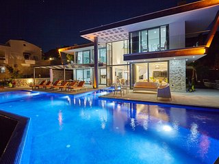 Brand New Luxury Villa (Free Airport Transfers)